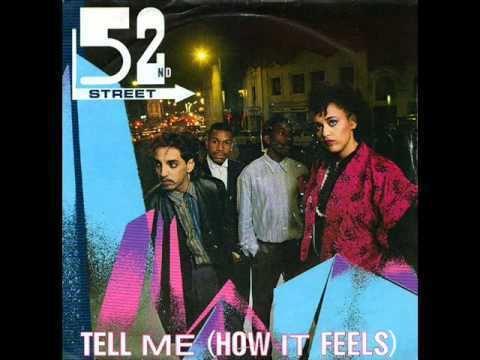 52nd Street (band) Tell Me How It Feels 52nd Street Shazam
