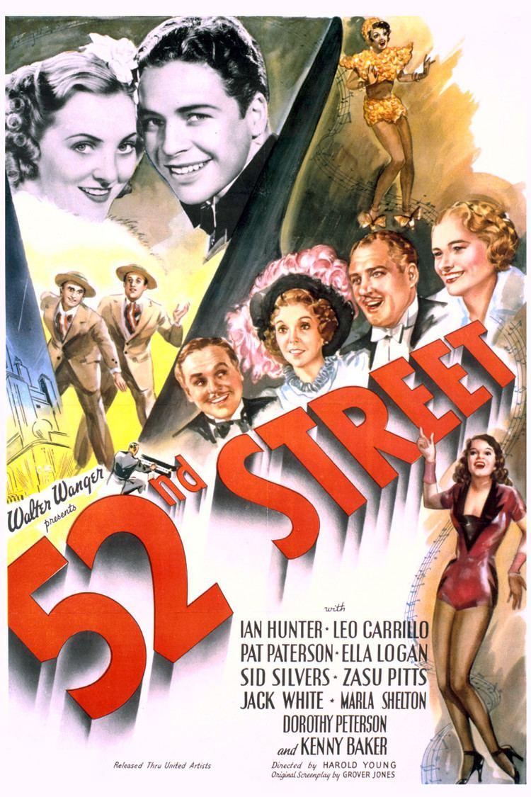 52nd Street (film) wwwgstaticcomtvthumbmovieposters38386p38386