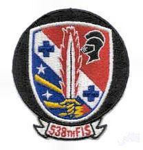 538th Fighter-Interceptor Squadron