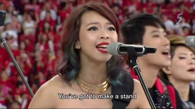 53A (band) National Day Parade 2016 SG51 NDP Favourite Medley Songs