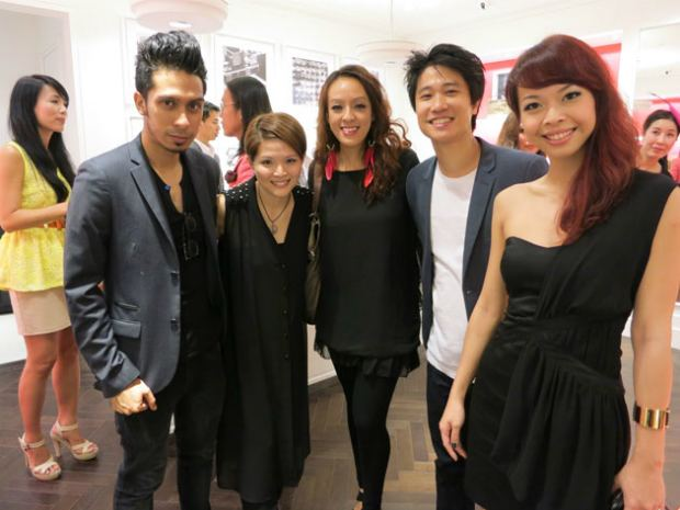 53A (band) Audrey Lee COACH Opens Largest Flagship Store in Singapore