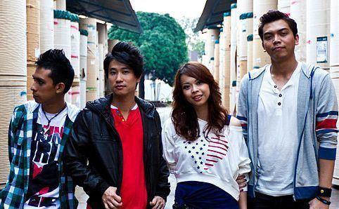 53A (band) 53A at Timbre Arts House hotspot