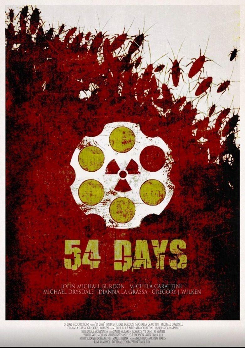 54 Days movie poster