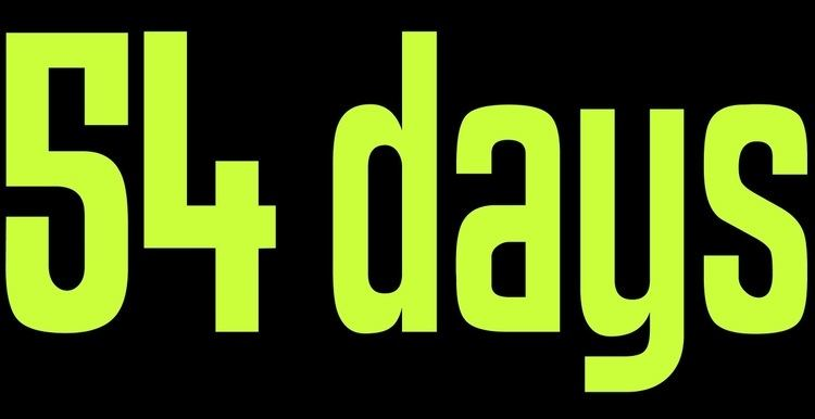 54 Days CanYouSave