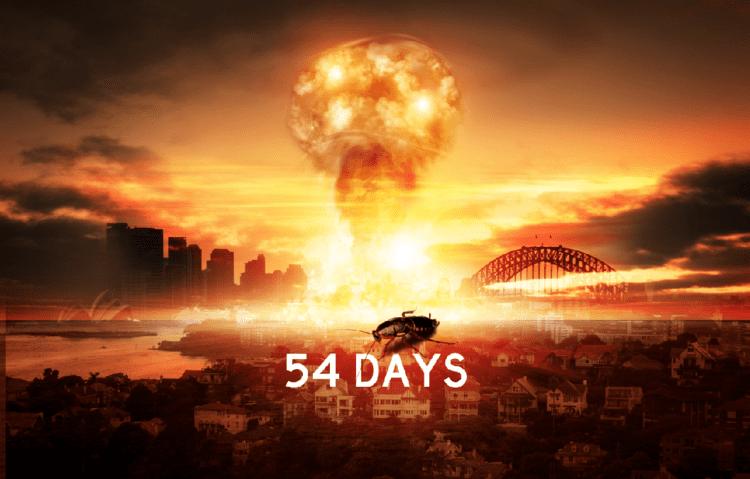 54 Days 54 Days the Movie Australian Premiere SciFi Film Festival