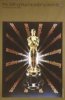 54th Academy Awards httpsuploadwikimediaorgwikipediaenthumbe