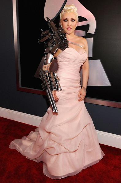 54th Annual Grammy Awards Sasha Gradiva Pictures The 54th Annual GRAMMY Awards Red Carpet