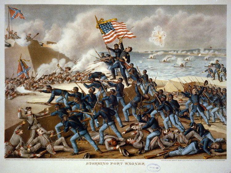 54th Massachusetts Infantry Regiment