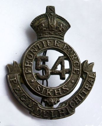 54th Sikhs (Frontier Force)