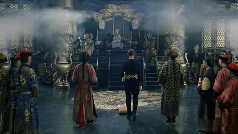 55 Days at Peking movie scenes