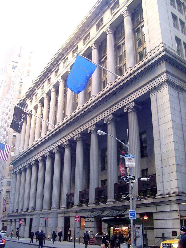 55 Wall Street