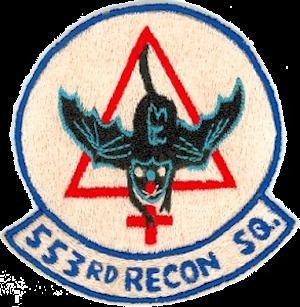 553d Reconnaissance Squadron