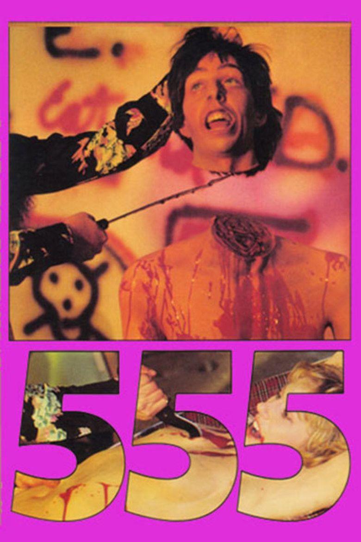 555 (1988 film) movie poster