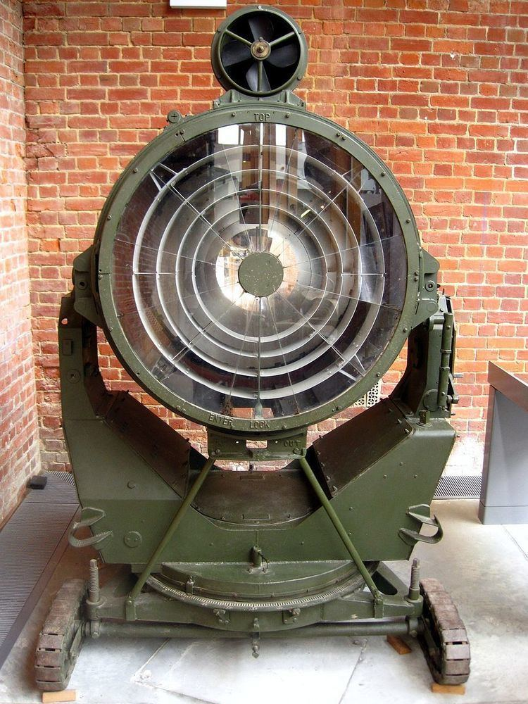 557th Moonlight Battery, Royal Artillery