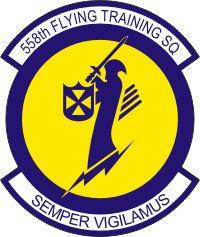 558th Flying Training Squadron