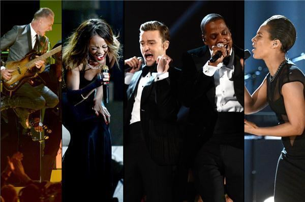 55th Annual Grammy Awards 55th Annual GRAMMY Awards Liveblog