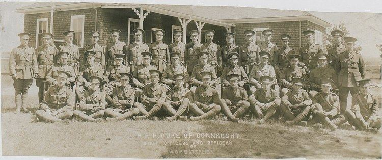55th Battalion (New Brunswick & Prince Edward Island), CEF