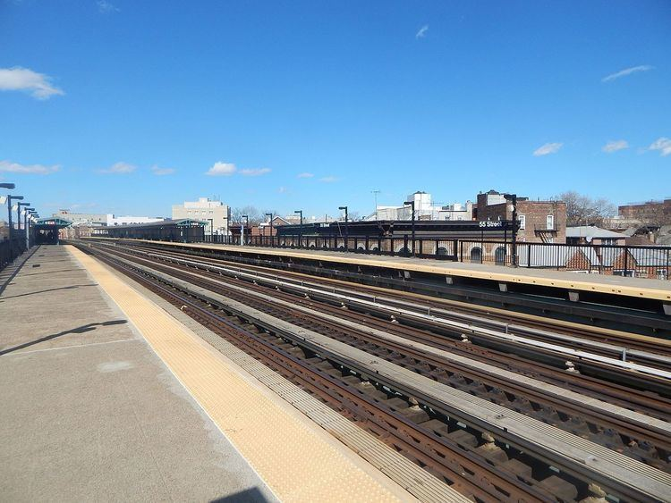 55th Street (BMT West End Line)