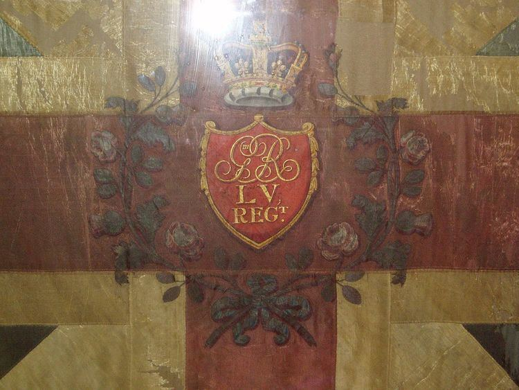 55th (Westmorland) Regiment of Foot
