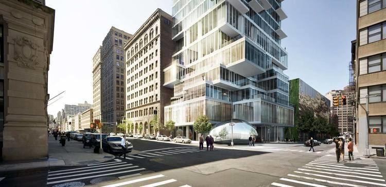 56 Leonard Street Iconic Luxury New York TriBeCa Apartments for Sale 56 Leonard39s
