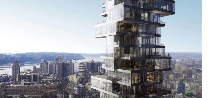 56 Leonard Street Iconic New Luxury Condos for Sale in NYC 56 Leonard