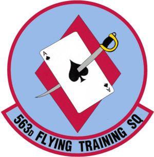 563d Flying Training Squadron