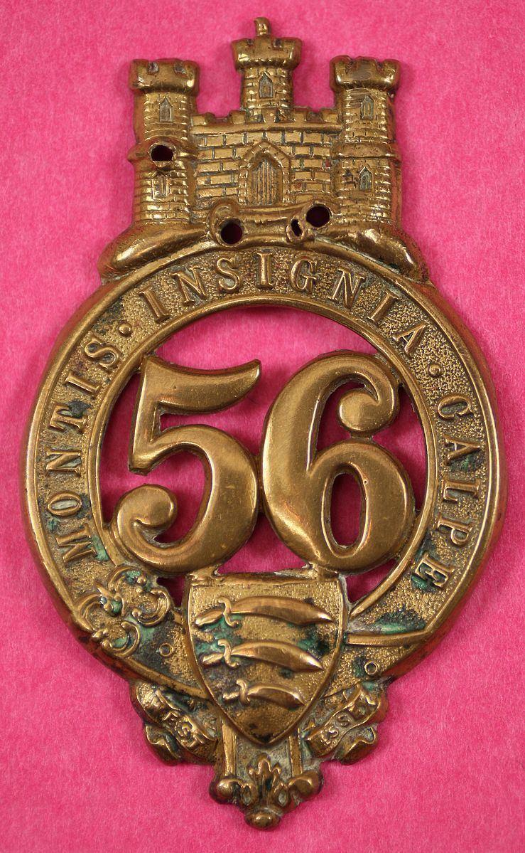 56th (West Essex) Regiment of Foot