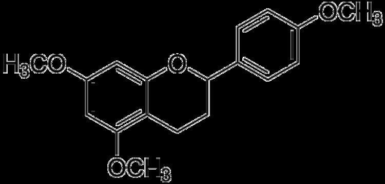 5,7,4'-Trimethoxyflavan