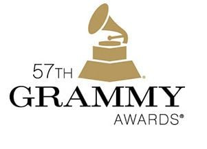 57th Annual Grammy Awards 57th Grammy Awards logo Grammy Awards Pinterest Logos Grammy