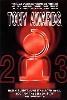57th Tony Awards