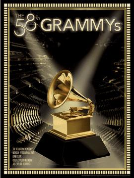58th Annual Grammy Awards 58th Annual Grammy Awards Wikipedia