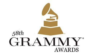 58th Annual Grammy Awards Upcoming Events 58th Annual Grammy Awards CBS Television