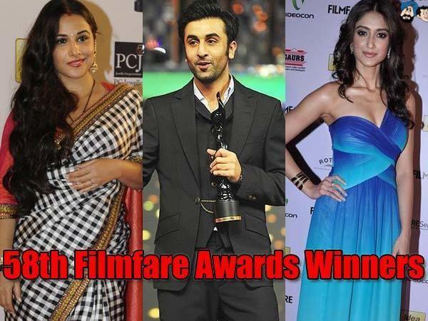 58th Filmfare Awards mediasantabantacomimagesss201358thFilmfare