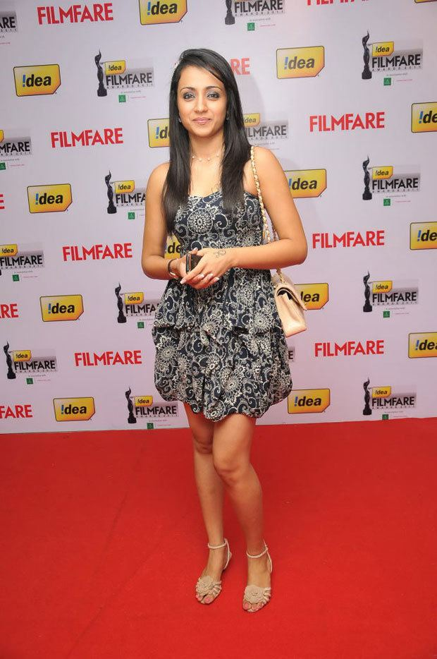 59th Filmfare Awards South 59th Filmfare Awards South Red Carpet Photos Celebs at Idea
