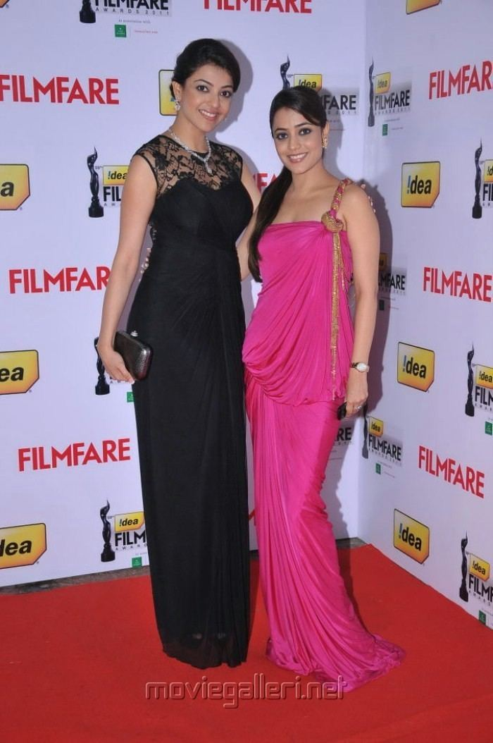 59th Filmfare Awards South Picture 262791 Kajal Nisha Agarwal at 59th Filmfare Awards South