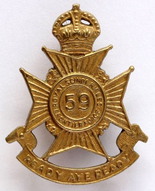 59th Scinde Rifles (Frontier Force)