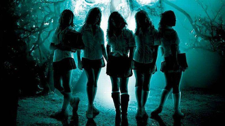 5ive Girls movie scenes