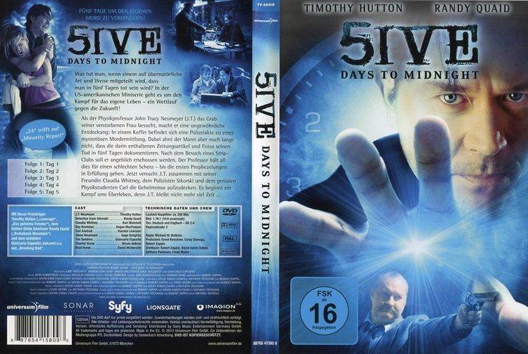 5ive Days to Midnight 5ive Days to Midnight DVD oder Bluray leihen VIDEOBUSTERde