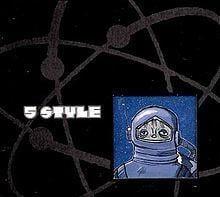 5ive Style (album) httpsuploadwikimediaorgwikipediaenthumbd
