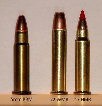 5mm Remington Rimfire Magnum