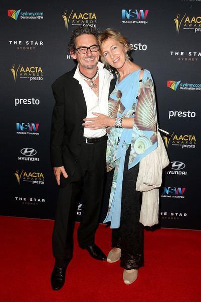 5th AACTA Awards David White and Erica Silbersher Photos Photos Zimbio