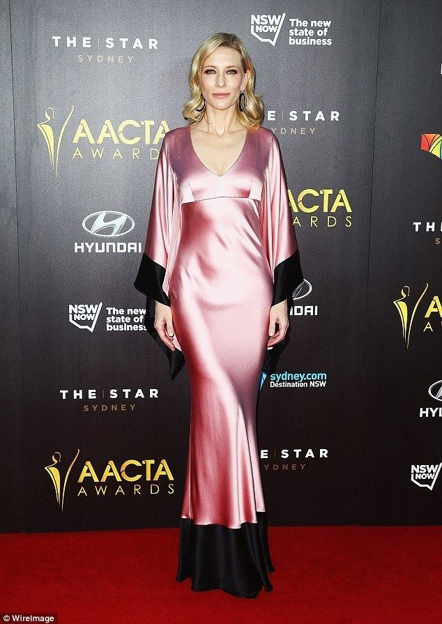 5th AACTA Awards Cate Blanchett to be awarded top honour at 5th AACTA Awards Daily
