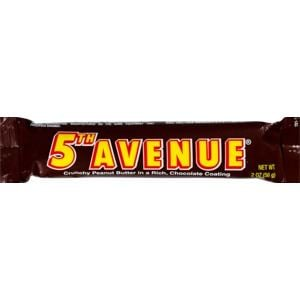 5th Avenue (candy) Hershey39s 5th Avenue Candy Bar CVScom