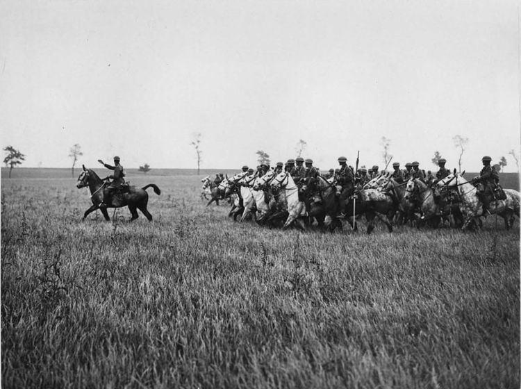 5th Cavalry Brigade (United Kingdom)