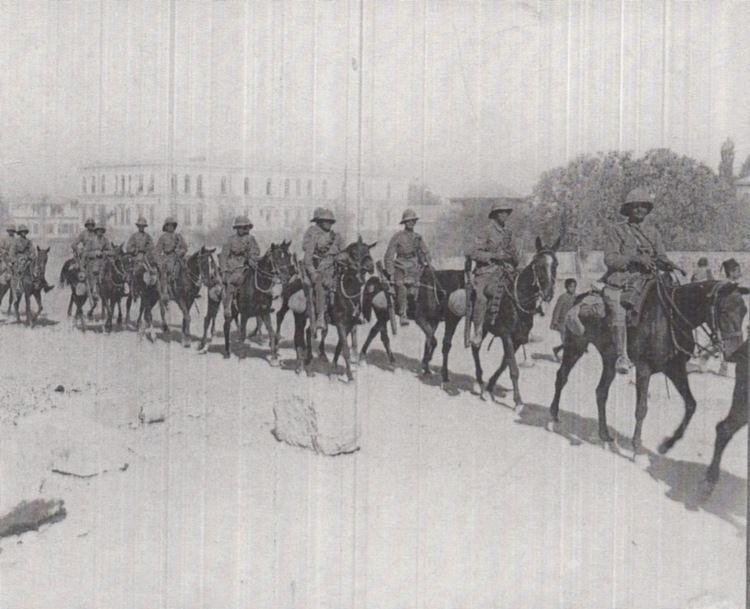 5th Cavalry Division (India)