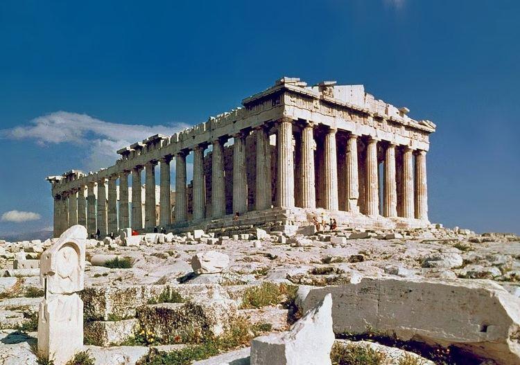 5th century BC in architecture