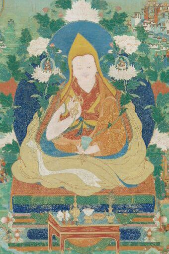 5th Dalai Lama The Fifth Dalai Lama Ngawang Lobzang Gyatso The Treasury of Lives