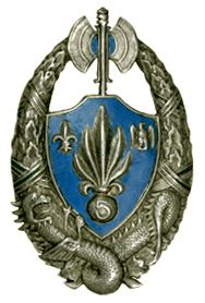 5th Foreign Infantry Regiment