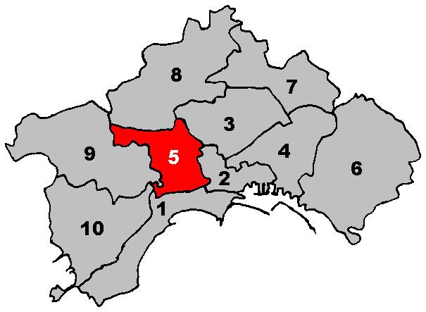 5th municipality of Naples
