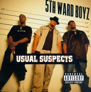 5th Ward Boyz 5Th Ward Boyz Usual Suspects Explicit Amazoncom Music